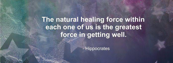 Healing force